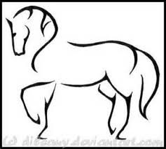 best 25 simple horse drawing ideas on pinterest horse drawing