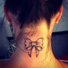 tattoo on back of neck hurt 10 least painful places to get a tattoo for girls herinterest com