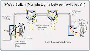 3 way switch wiring diagram lights bestharleylinks info