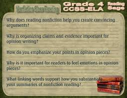 reading sage grade 4 close reading passages