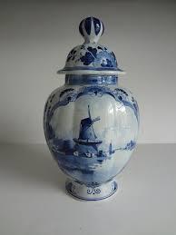 Ginger Jar Vase 140 Best Blue Delft Images On Pinterest Blue And White Dutch