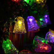 Fairy Light Tree by Aliexpress Com Buy 110v 220v 4m 20 Led Small Bells String Fairy