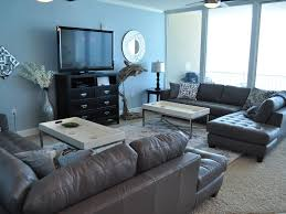 Incredible Leather Settee Sofa Better Housekeeper Blog All Things Gorgeous Sanibel Building Penthouse Homeaway Gulf Shores