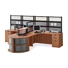L Shaped Desk With Bookcase Borders Honey L Desk Desks Corner And House