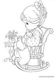 1722 babies u0026 children coloring pages images