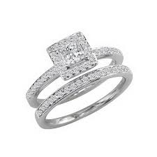 what are bridal set rings engagement rings and wedding band sets wedding promise diamond