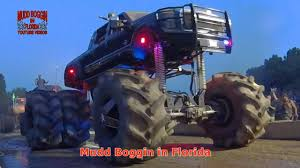 monster truck jam videos youtube ford dually monster truck tugs two mega trucks at brick u0027s youtube
