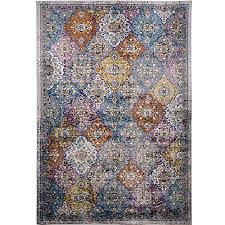 Patchwork Area Rug Parlin By Miller Patchwork Area Rug Bed Bath Beyond