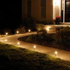 Home Depot Christmas Lawn Decorations by Christmas Path Lights U0026 Yard Stakes Outdoor Christmas