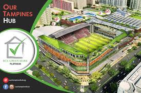 our tampines hub about our tampines hub