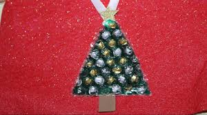 recycled bubble wrap christmas tree ornament youtube