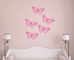 large butterfly wall stickers girls wall stickers nursery wall butterfly wall stickers