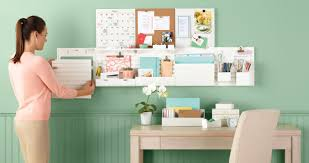 Martha Stewart Desk Organizer by Hanging Frames And Diy Crafts On Pinterest Paper Wall With Wood