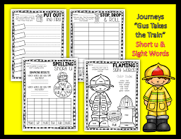 Pretty Color Names Wild About Firsties Fire Safety Week Freebies