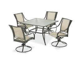Hampton Bay Patio Dining Set - casual living worldwide recalls swivel patio chairs due to fall