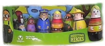 amazon disney higglytown heros figure figurine toys u0026 games