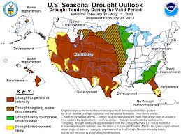 United States Snow Map by Drought October 2016 State Of The Climate National Centers Us