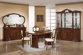 traditional italian dining set