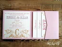 shabby chic wedding invitations shabby chic wedding invitation my dye