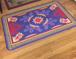 Kids Playroom Rugs by Aladdin U0027s Magic Carpet Rug Or Bath Mat Kids Disney Inspired