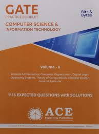buy gate practice booklet computer science u0026 information