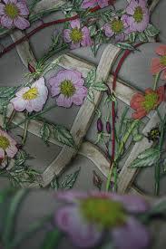 timorous beasties fabric summer trellis fabric