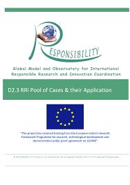 bureau de l ex ution des peines deliverable 2 3 rri pool of cases their pdf available