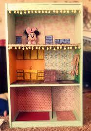 Doll House Bookcase Diy Bookcase Dollhouse