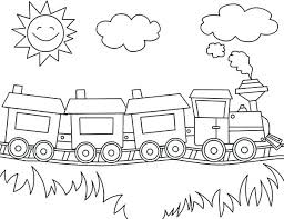 train hat coloring page sun colouring pages docclub info