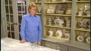 how to arrange a china cabinet pictures video how to display a collection in a cabinet martha stewart