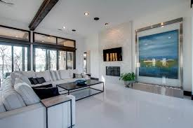 Tiled Living Room Home Design Ideas - Tiles design for living room wall