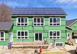 solar panels on houses new construction making new house solar ready