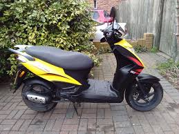 2013 kymco agility 50 rs scooter mot 4 stroke engine good