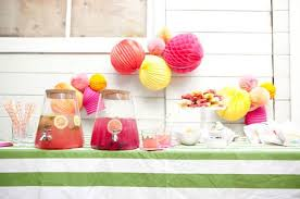 Patio Party Decorations Found On The Web 12 Tips For Hosting A Summer Party Patio