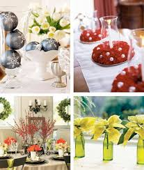 Simple Table Decoration For Christmas by Cool Christmas Social Gathering Ornament Concepts With Enticing