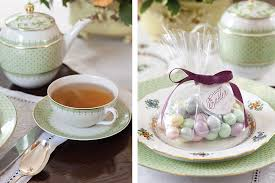 easter tea party a delightful easter menu teatime magazine