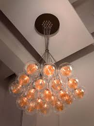 Easy Chandelier Easy Glass Chandelier Lighting Also Decorating Home Ideas With