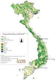 Mekong River Map Protected Area Review U003e Vietnam U003e Map Of Protected Areas