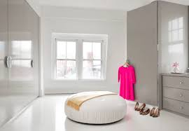 Taupe And Pink Bedroom Impressive Yet Elegant Walk In Closet Ideas Freshome Com