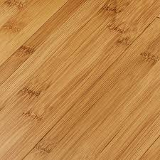 Locking Laminate Flooring Shop Natural Floors By Usfloors Exotic 5 25 In Spice Bamboo