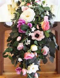 diy floral table runner u2013 afloral com