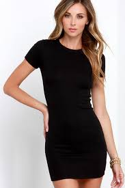 sleeve dress lookin sleeve black dress