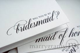 will you be my bridesmaid best wedding cards will you be my bridesmaid calligraphy style