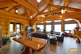 log homes interior gallery log homes