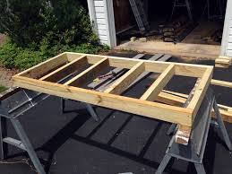 Build A Picnic Table Kit how to build a picnic table in just one day simple diy tutorial