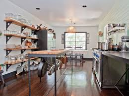 Kitchen Island With Bookshelf Small Kitchen Island Ideas For Every Space And Budget Freshome Com