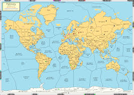 Where Is Venezuela On A World Map by World Diplomacy Dipwiki