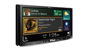 avic 7200nex in dash navigation av receiver with 7 u201d wvga