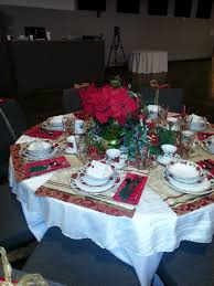 Table Decorations For Christmas by Table Decorations For Women U0027s Christmas Luncheon Girlfriends