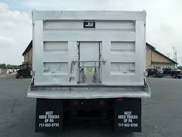 freightliner tri axle aluminum dump trucks for sale